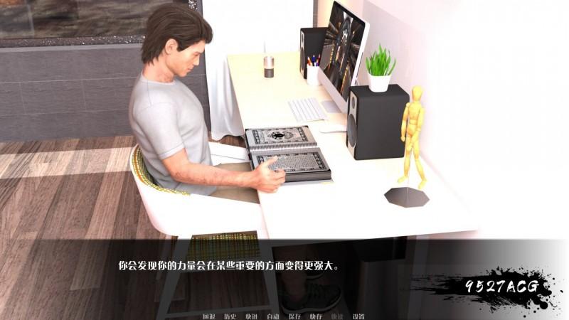 [欧美SLG/汉化] 动态 欲望的魔法 精修汉化完结版 CG+PC+安卓 [3.2G]